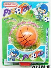 Manufacturer basketball flashing top