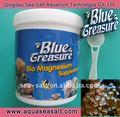 Bio magnésio- mg suplemento, 450g/250g em uma jarra de plástico