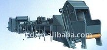 combined wool carbonizing machine