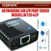network usb 2.0 server