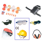 Personal Safety Products ( Work gloves, mask, knee pads, respirator, face shield, earplug, cap, earmuff, goggles, dust mask )
