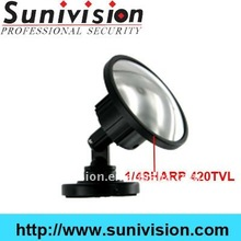 1/4Sharp CCTV Hidden Camera Mirror surface
