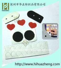 Household self adhesive velcro dots