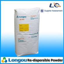 Redispersible polymer powder tile adhesives