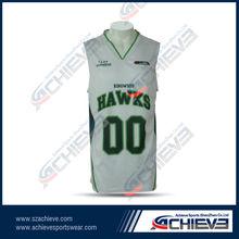 2014 sublimated custom College Basketball Jerseys