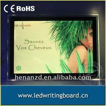 Led writing board flashing day and night 2012
