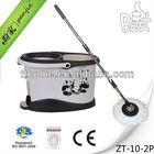 2013 new design magic mop panda bucket ZT-10-2