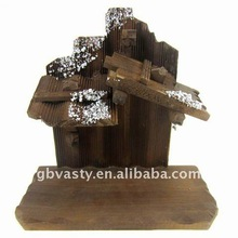 wooden christmas decorations , luxury christmas decorations ,