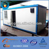 Economic prebuilt container houses for office,accommodation