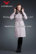 2013 women winter fox fur jacket