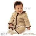 atacado de inverno confortável kid roupa menino conjunto