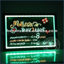 new invention LED advertising board USA for shops