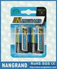 Carbon batteries/C/D/AA/AAA
