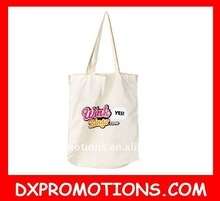 popular eco shopping bag/shopping cotton bag