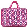 2013 fashion portable polyester travel cosmetic bag