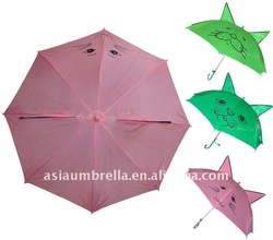 8k automatic open cartoon character umbrella