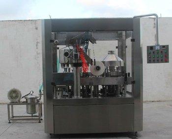 plastic oule filling machine