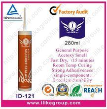 Fast Dry Silicone Sealant