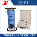 industrial de rayos x portátil de ensayos no destructivos
