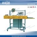 Uno- la línea de sellado y la costura de envasado automático de la máquina( máquina de embalaje de heavy- duty bolsa, sellador)