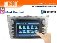 WITSON in dash car dvd player for new mazda 6