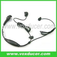 in-ear ear bone earpiece for Yaesu Vertex ham radio VX-210 VX-410 MH-450s MH-360s VX-351 VX-210 VX-228 VX-230 VX-231 VX-298