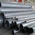galvanized steel mast pole
