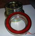 embrague magnético 6c500 denso del compresor de aire