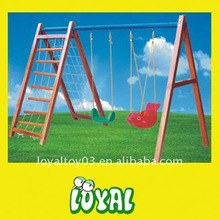 LOYAL GROUP LOYAL GROUP kids outdoor swings and slides