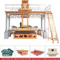 Boom!! Automática de ladrillo de arcilla que hace la máquina de fabricación de la venta caliente en la india!!