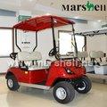 Chariot de golf bon marché de 2 Seater à vendre DG-C2 avec le certificat de la CE de Chine