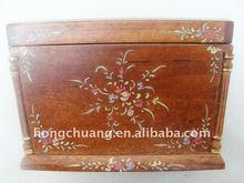 1/12 scale bin- wooden crafts
