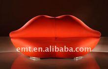 Design Sofa in Labiate Shape(EMT-ND006)