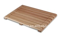 Massage Bed Wooden Head Foot Board for Bathroom Accessories and Bedroom and Hospital and Medical