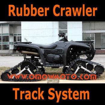 Rubber Crawler Tracked Snow ATV