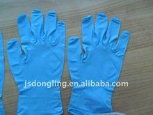 5.0 mil Disposible painting dark blue Nitrile Gloves