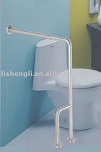 bathroom handles floor-to-wall grab bar bath bar shower bar