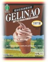 Chocolate Ice Cream powder/Oceanpower GELINAO