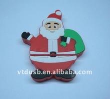 2014 USB flash drive Santa Claus memory stick USB pen