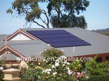 polycrystalline silicon 140W solar panel system