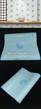 2012 PVC walll decorative sticker paper