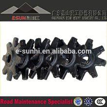 ESUN Asphalt road pavement crack router cutters 6 pack