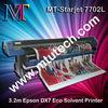 1440 dpi, DX7 Digital Eco Solvent Flex Printing Machine, MT-Starjet 7702L, 3.2 m printing width