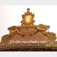 bronze European Relief for hall decoration
