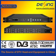DVB-S FTA satellite receiver , IRD