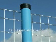 QYM-Curvy Fence/ Garden border Fence/PVC coated Holland fence
