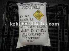 ammonium nitrate White Porous Prill