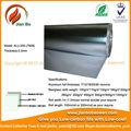 Láminadealuminio tela de fibra de vidrio, lámina adhesiva 7628 tela de fibra de vidrio