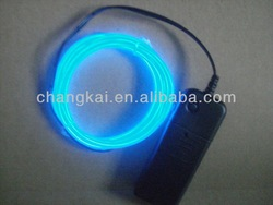 High brightness EL wire