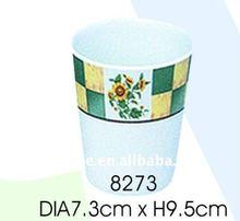 8273 DIA7.3cm*H9.5cm Melamine CUP 45-70G